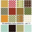 Stock Vector: Patterns
