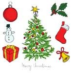 Christmas — Stock Vector #6634886