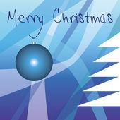 Merry christmas — Cтоковый вектор