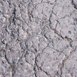 Fragment of old rough pavement surface — Stock Photo
