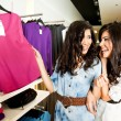 Sisters shopping — Stock Photo #6373861