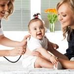 Baby hospital — Stock Photo #6373930
