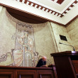 Courtroom justice - Stock Photo