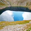 Lake the eye, rila, bulgaria — Stock Photo