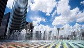 Fountains in Paris — Stock Photo