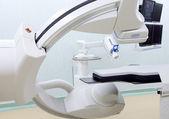 Cardiovascular X-Ray system — Stock Photo