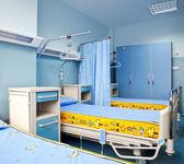 Rehabilitation hospital room — Stock Photo