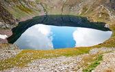 Lago dell'occhio, rila, bulgaria — Foto Stock