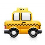 Постер, плакат: Taxi car