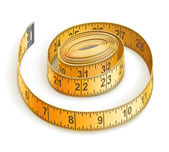 Tape measure — Stockvector