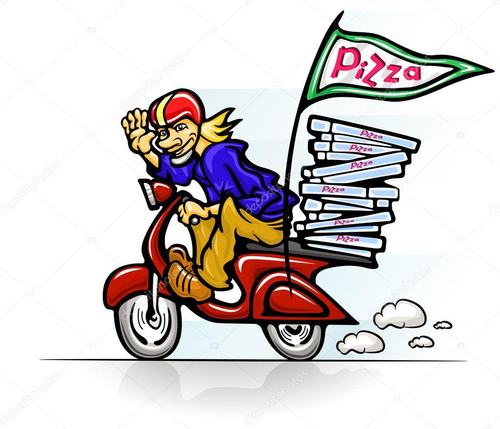 Доставка пиццы из sbarro