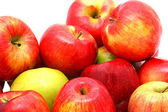 Lots of apples — Stock Photo