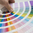 Color guide — Stock Photo #5904784