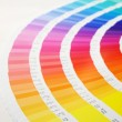 Color guide - Stockfoto