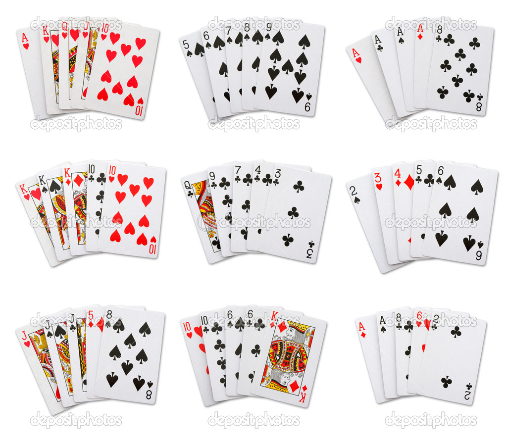 List of poker starting hands best to worst