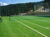 Campo da tennis — Foto Stock
