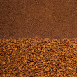 Stock Photo: Coffee background