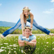 Happy young couple — Stock Photo #5872053
