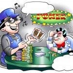 Poker Player — Stock Photo #6279776
