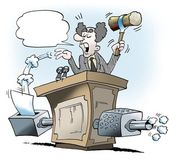 Lagstiftningsförslag om lägre utsläpp av co2 — Stockfoto