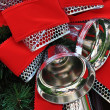 Xmas bells — Stock Photo #6053036