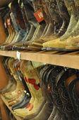 Botas vaqueros — Foto de Stock