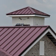 Roof of new building — Stock Photo #6168714