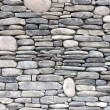 Texture of stones — Stock Photo
