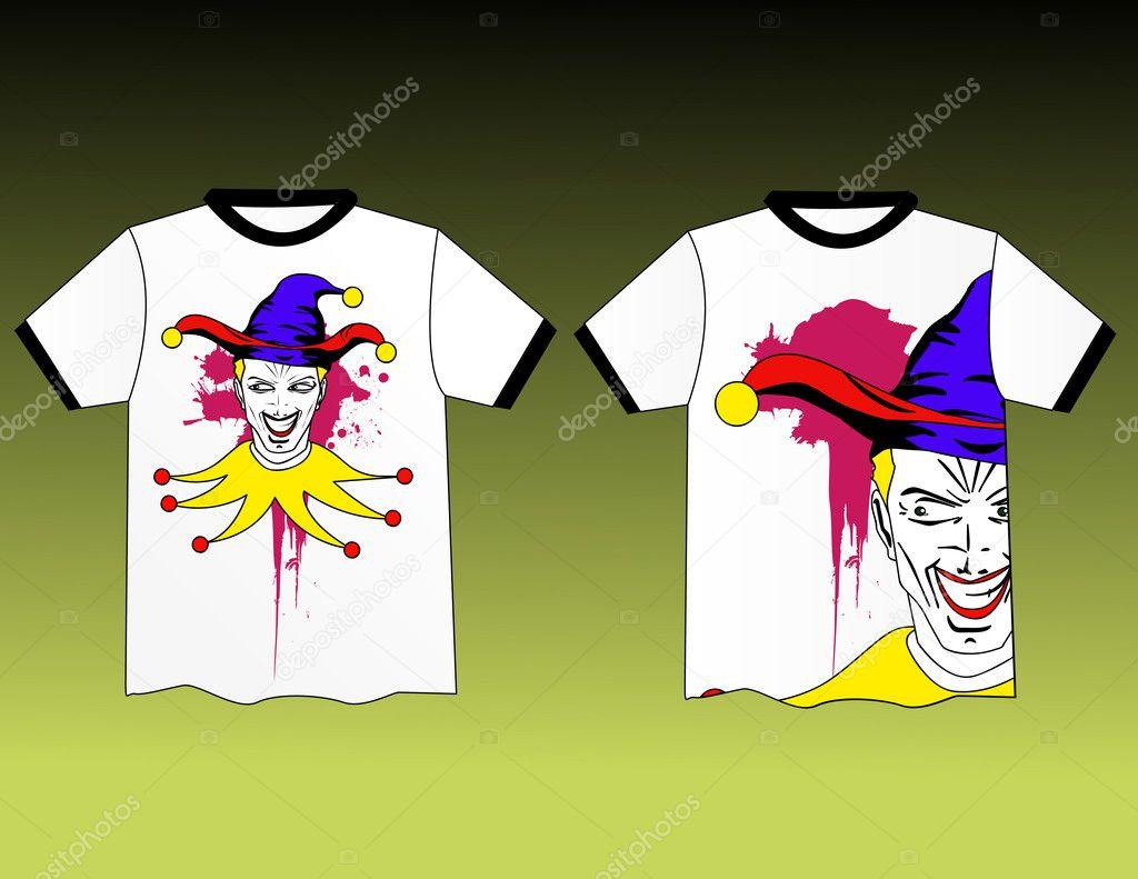 T shirt design stock photo nezezon 6331229 for Stock t shirt designs