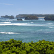 Stock Photo: Panorama coast of australia