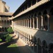 Stock Photo: Monastary of pedralbes