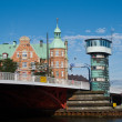 Stock Photo: Knippelsbro, Knippel Bridge, bascule bridge