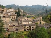 Village in Catalonia, Spain — Stock Photo