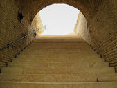 Escalier vers le ciel — Photo