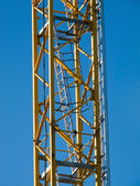 Crane stairs detail — Stock Photo
