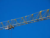Crane jib detail — Stock Photo