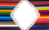 Crayon de couleur — Photo