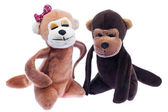 Soft toys,monkey — Stok fotoğraf
