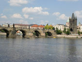 Old town Praha — Stock Photo