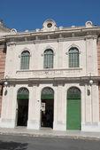 Train station, Mallorca — Stock Photo