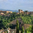 Alhambra Panoramica — Stock Photo