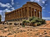 Sicilia agrigento — Stok fotoğraf