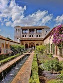 Alhambra I — Stock Photo