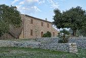 Tipical house Mallorca — Stock Photo