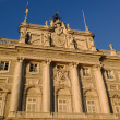 Royal palace in Madrid - 