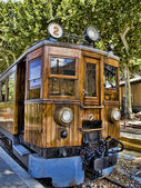 Tren de Soller, Mallorca, España — Stock Photo