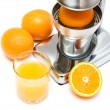 Orange fresh juice — Stock Photo #5915817