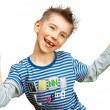 Smiling joyful boy — Stock Photo #6033524