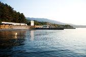 Black Sea coast — Stock Photo