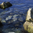 Rocks in water — Stock Photo #6290520